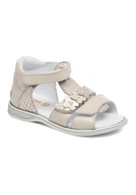 Sandale Ping - grège