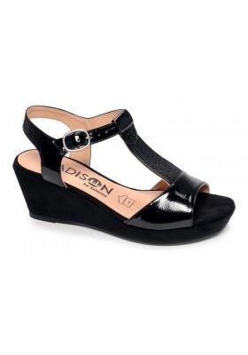 Sandale Esolo - noir