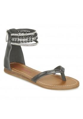 Sandale Gano - etain