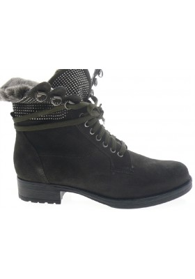 Boots Tulsa Peau