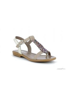 Sandale Toupie Mix Glitter
