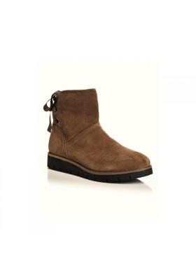 Boots Anais peau