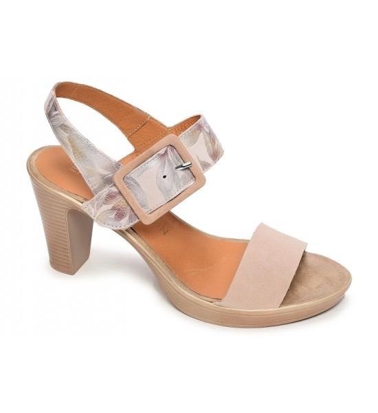 Sandale ruzee