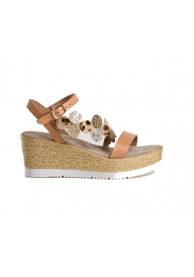 Sandale calvi cuir