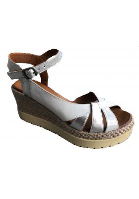 Sandale compensé Veruschka
