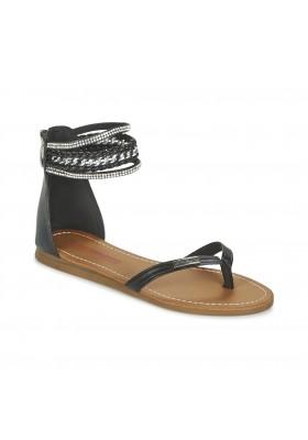 Sandale Gano - noir