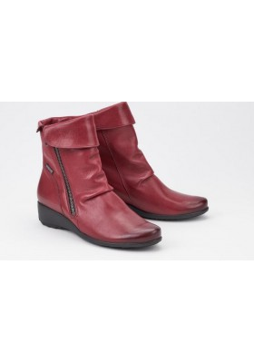 Boots Seddy - rouge oxblood
