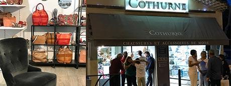 Boutique Cothurne Chaussures Venelles